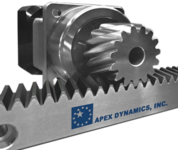 Apex Rack & Pinion
